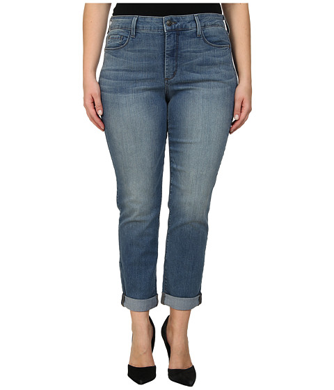 NYDJ Plus Size - Plus Size Tanya Boyfriend in Bellevue (Bellevue) Women's Jeans