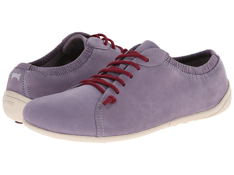 Camper - Peu Circuit - 21183 (Light Pastel Purple) Women's Lace up casual Shoes