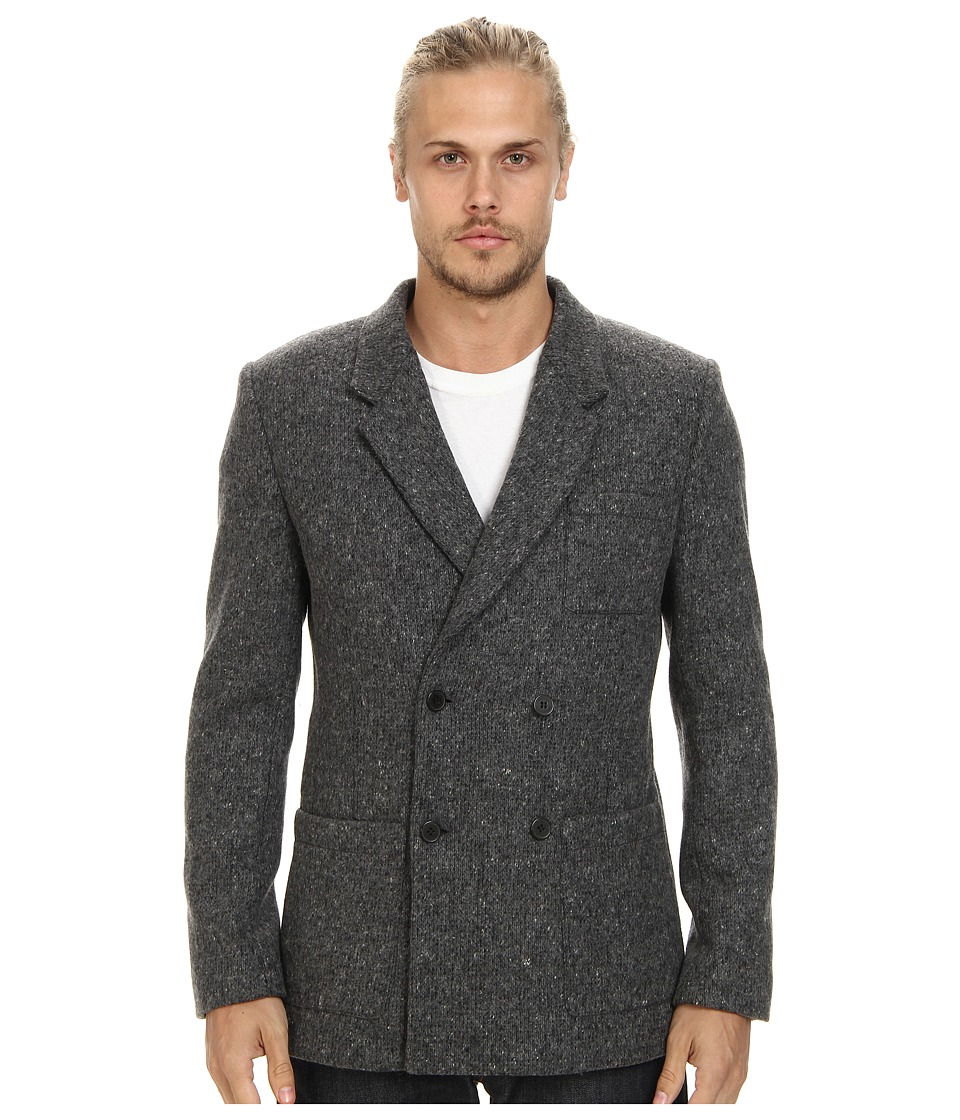 French Connection - Montemurlo Wool (Charcoal) Men