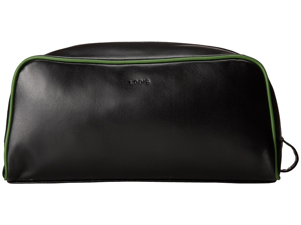 Lodis Accessories - Toiletry Kit (Green/Black) Toiletries Case