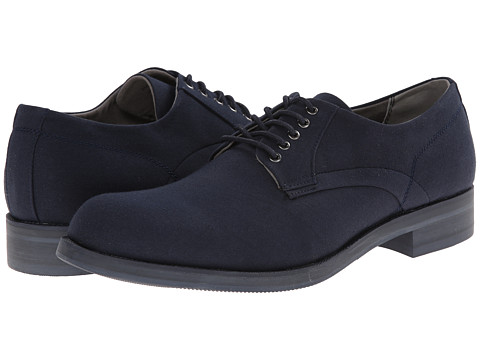 Calvin Klein - Homer (Navy Canvas) Men's Shoes