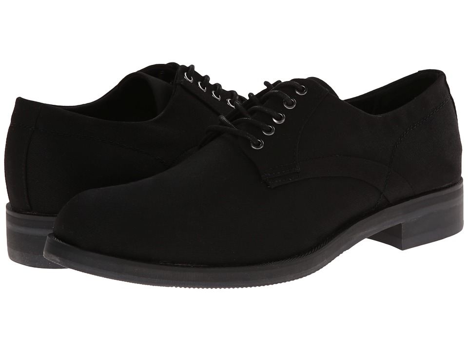 Calvin Klein - Homer (Black Canvas) Men's Shoes