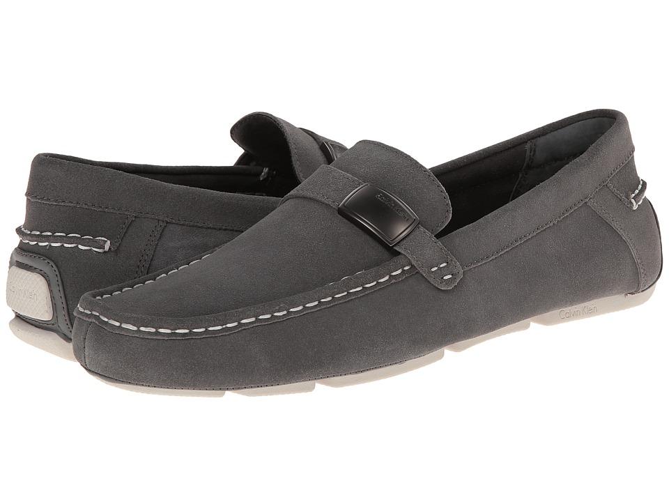 Calvin Klein - Merl (Pewter) Men's Shoes