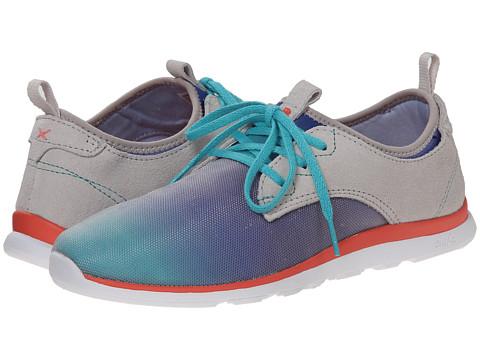 Cushe - Shakra (Turquoise/Chambre) Women's Shoes