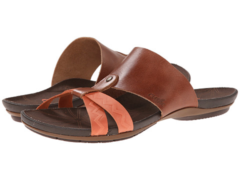 Cushe - Coquira (Tan/Papaya) Women's Shoes