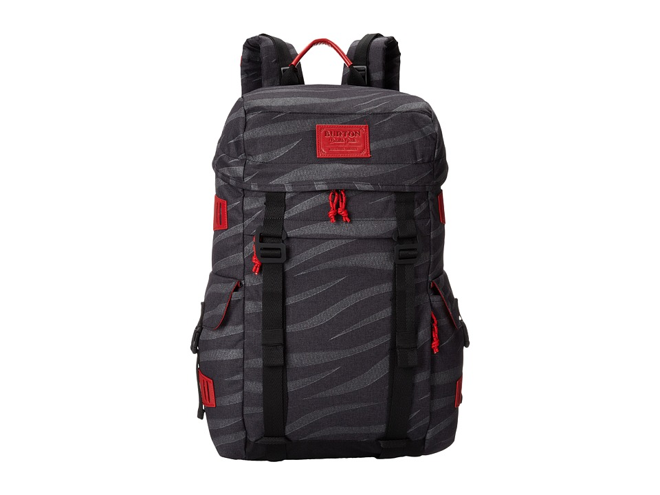 Burton - Annex Pack (LX Black Reflective) Backpack Bags