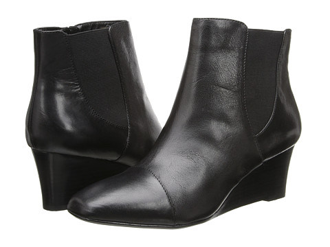 Circa Joan & David - Jayde (Black Multi Leather) Women's Shoes