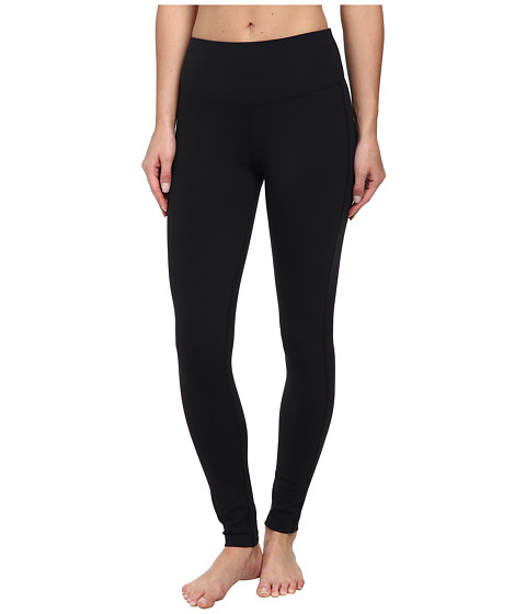 Zobha - Tummy Slimming Legging (Black) Women's Workout