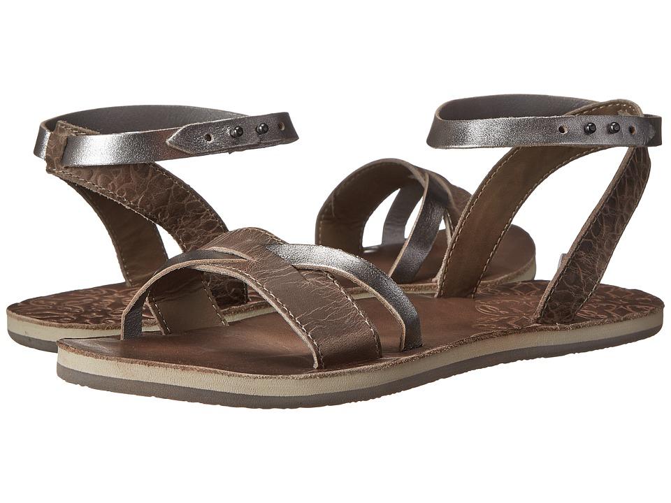 Cushe - Fresh Twist (Dark Grey/Silver) Women's Shoes