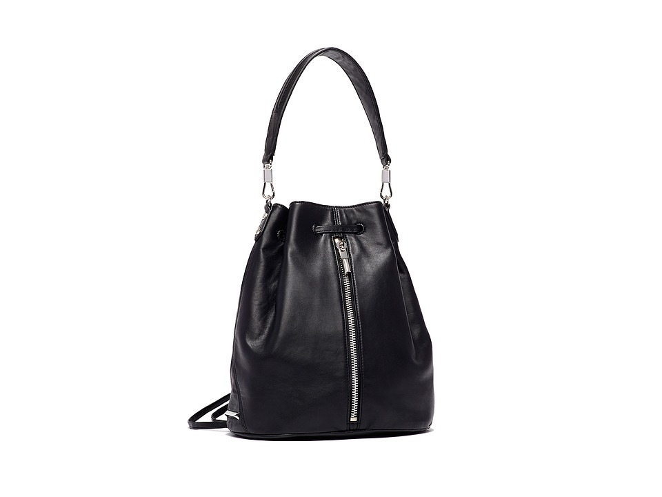 Elizabeth and James - Cynnie Sling (Black) Sling Handbags