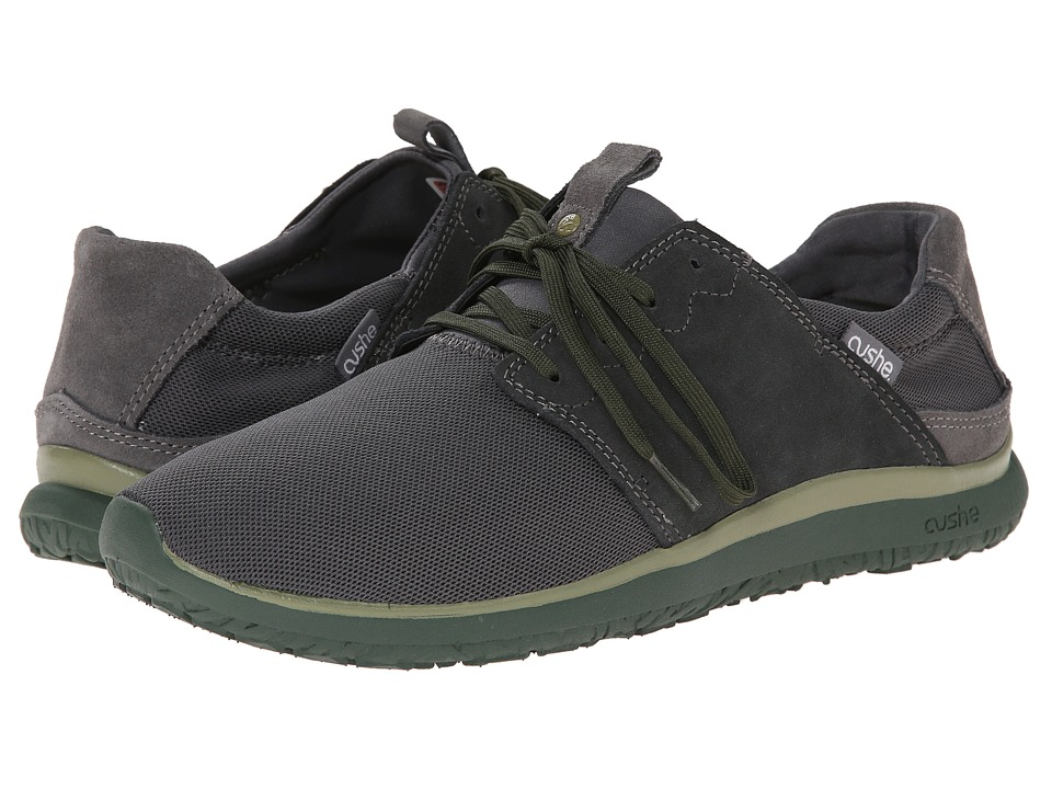 Cushe Getaway (Black/Charcoal Mesh) Men