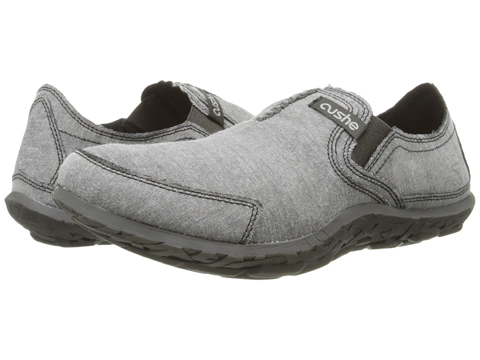 Cushe - Slipper (Grey Chambray) Men