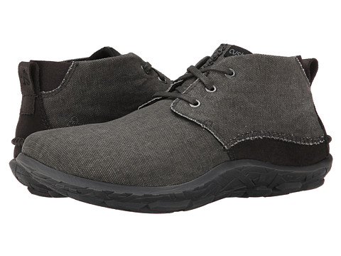 Cushe - Slipper Chukka Canvas (Black) Men