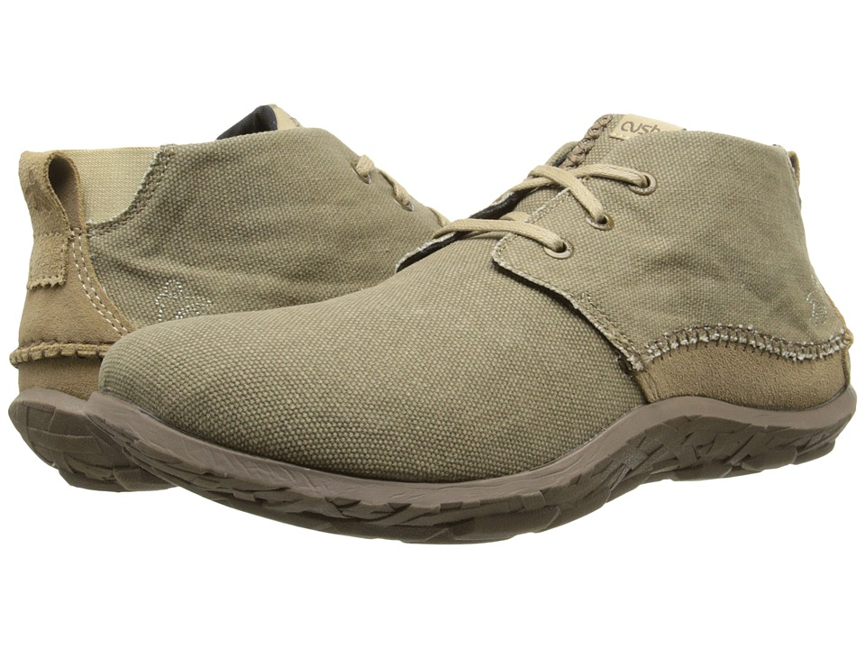 Cushe - Slipper Chukka Canvas (Sand) Men