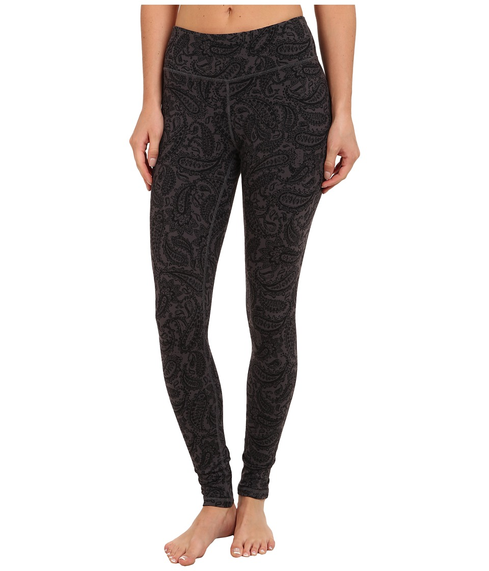 Zobha - Nadia Printed Legging (Carbon) Women's Casual Pants