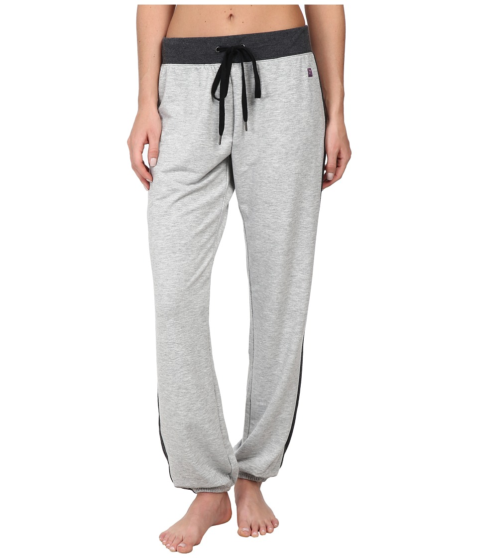 Zobha - Sadie Lounge Pant (Heather Grey) Women's Casual Pants