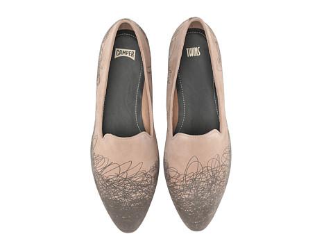 Camper - TWS - 22605 (Black) Women's Flat Shoes