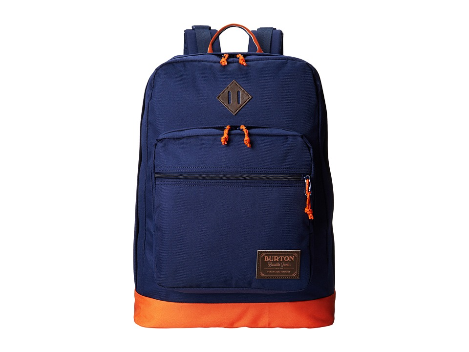Burton - Big Kettle Pack (Medieval Blue Twill) Backpack Bags