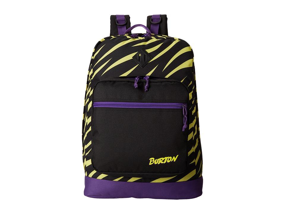 Burton - Big Kettle Pack (Safari Print) Backpack Bags