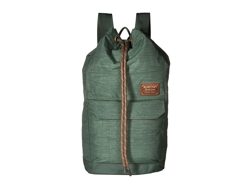 Burton - Frontier Pack (Green Mountain Green) Backpack Bags