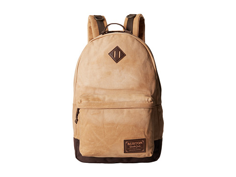 Burton - Kettle Pack (Beagle Brown Waxed Canvass) Backpack Bags
