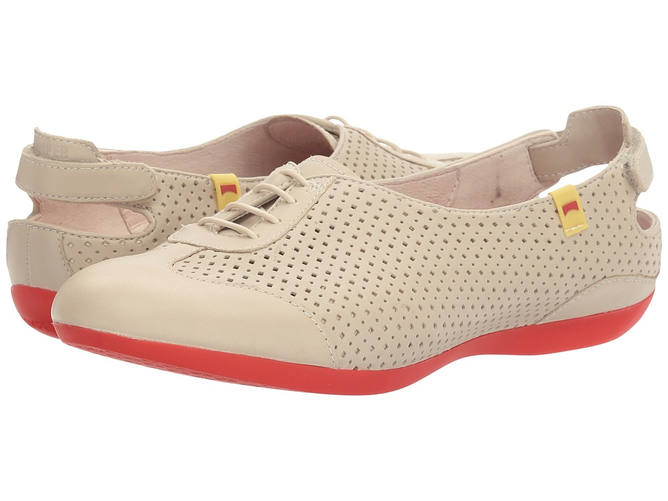 Camper - Micro - 21406 (Light Beige) Women's Shoes