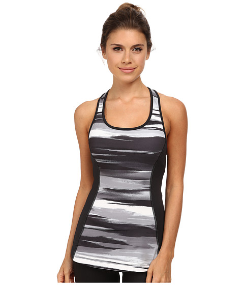 Merrell - Soto Tank (Black Print) Women's Sleeveless