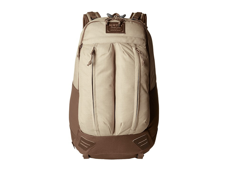 Burton - Bravo Pack (Putty Coffee Canvas) Backpack Bags