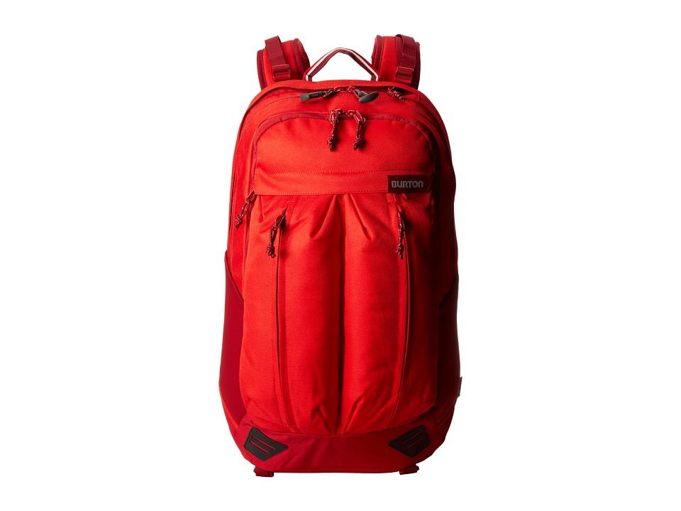 Burton - Bravo Pack (Chili Pepper Twill) Backpack Bags