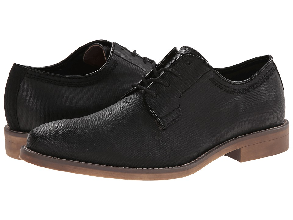 Calvin Klein Jeans - Oran (Black Coated Canvas) Men's Shoes