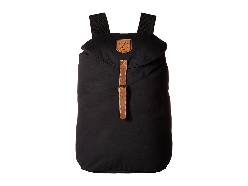 Fj llr ven - Greenland Backpack Small (Black) Backpack Bags