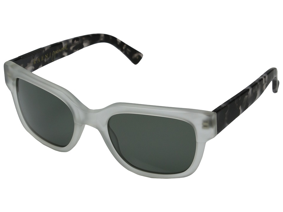 RAEN Optics - Garwood (Matte Crystal/Matte Pebble) Sport Sunglasses
