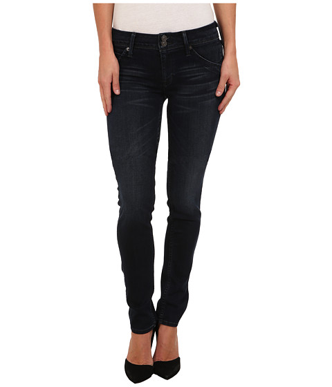 Hudson - Collin Mid-Rise Skinny in Follow Me (Follow Me) Women