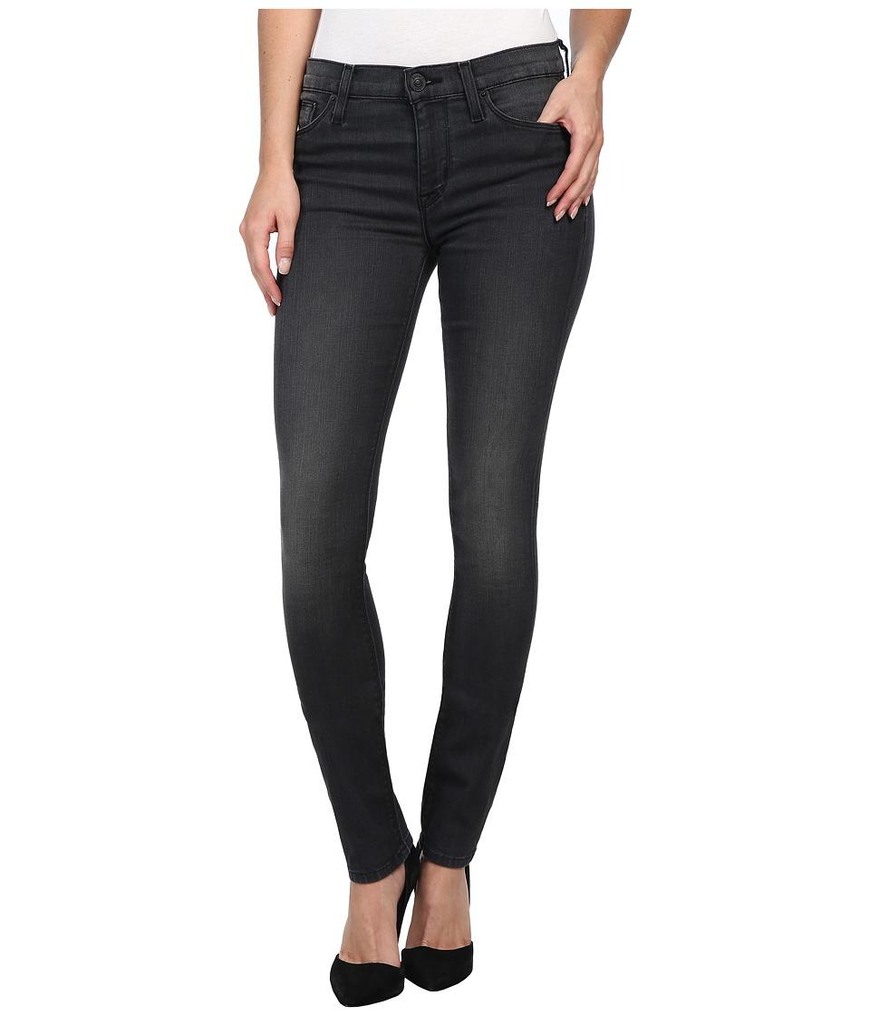 Hudson - Shine Midrise Skinny in Static Grey (Static Grey) Women's Jeans