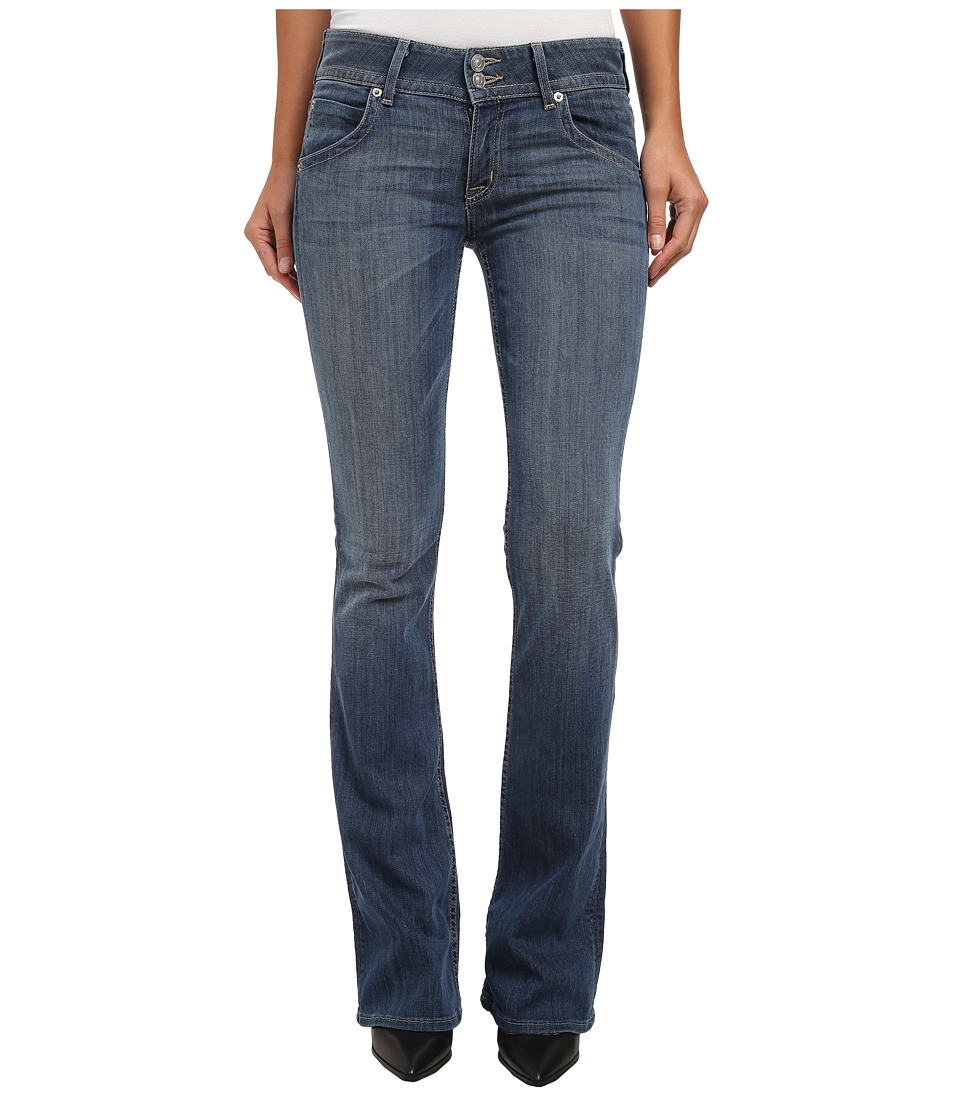 Hudson - Signature Boot Mid Rise in Misunderstood (Misunderstood) Women's Jeans