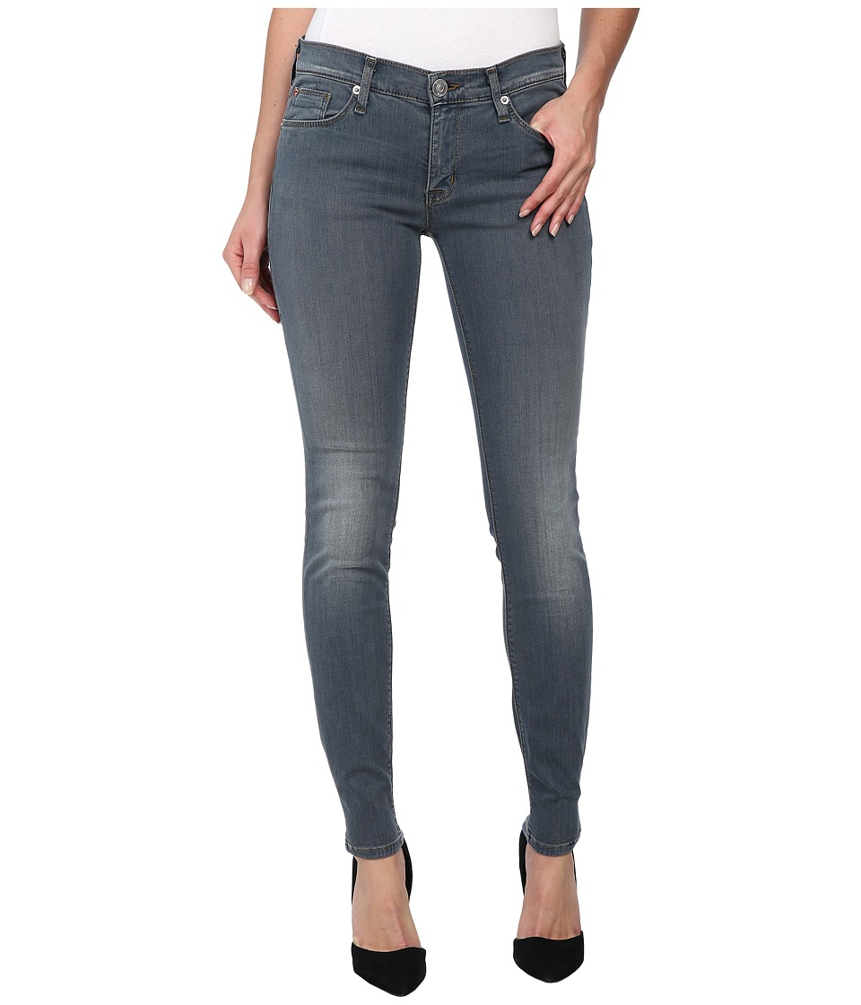 Hudson - Krista Super Skinny in Unfiltered (Blue/Grey Wash) (Unfiltered (Blue/Grey Wash)) Women