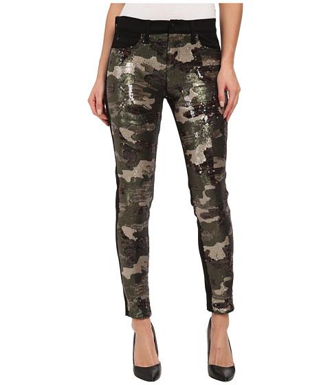 Hudson - Krista Vice Versa Sequin Camo in Bang Bang (Bang Bang) Women's Jeans