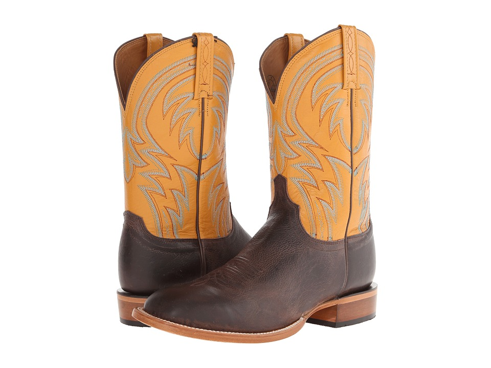 Lucchese - M2662 (Dark Brown) Cowboy Boots