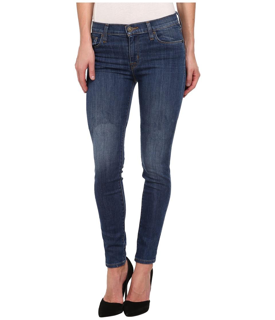 Hudson - Nico Midrise Skinny in Loveless (Loveless) Women's Jeans