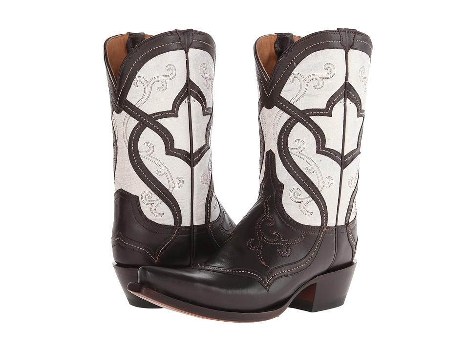 Lucchese - M4916 (Whiskey) Cowboy Boots