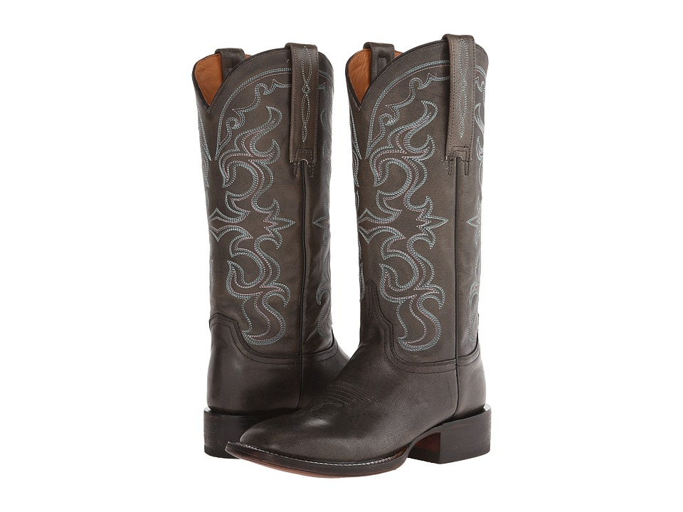 Lucchese - M4901 (Black) Cowboy Boots