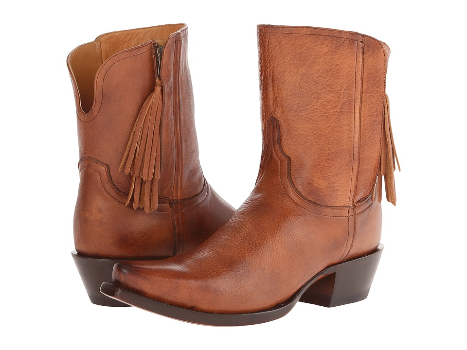 Lucchese - M4906 (Tan) Cowboy Boots