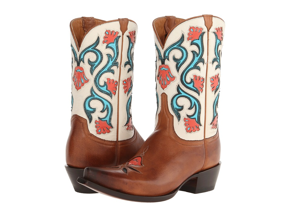Lucchese - M4920 (Tan) Cowboy Boots