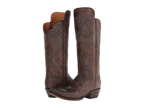 Lucchese - M4930 (Brown) Cowboy Boots