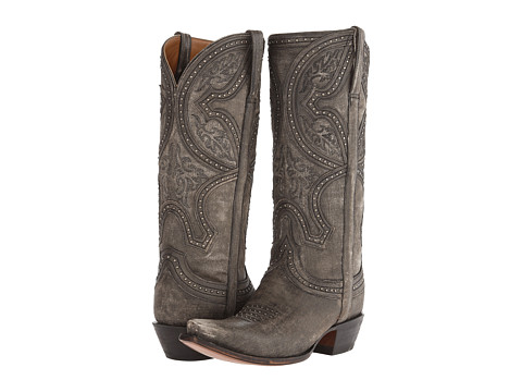 Lucchese - M4949 (Black) Cowboy Boots