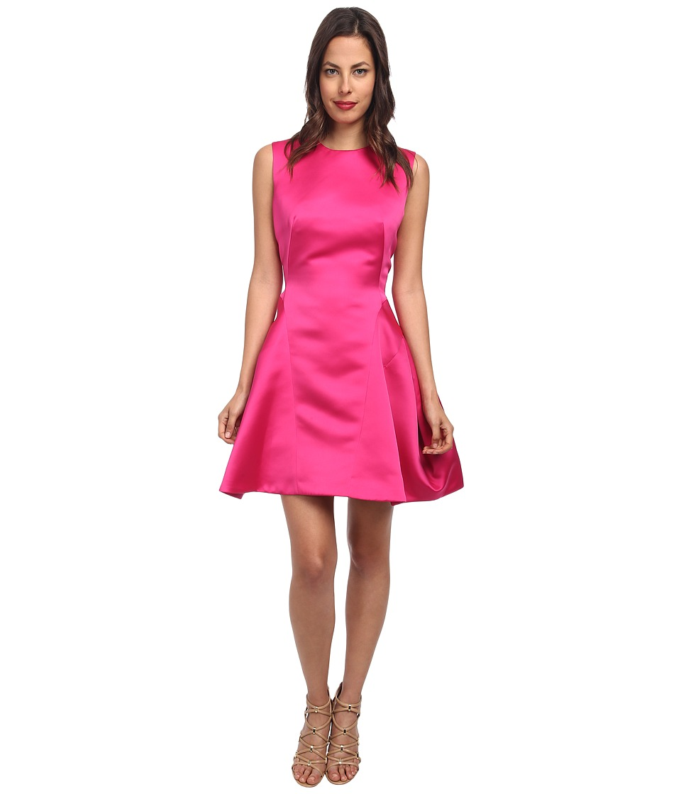 McQ - Gather Back Pack Dress (Wilted Pink) Women's Dress