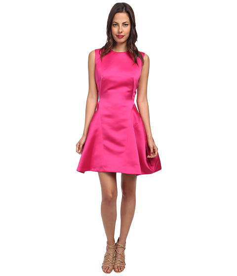 McQ - Gather Back Pack Dress (Wilted Pink) Women