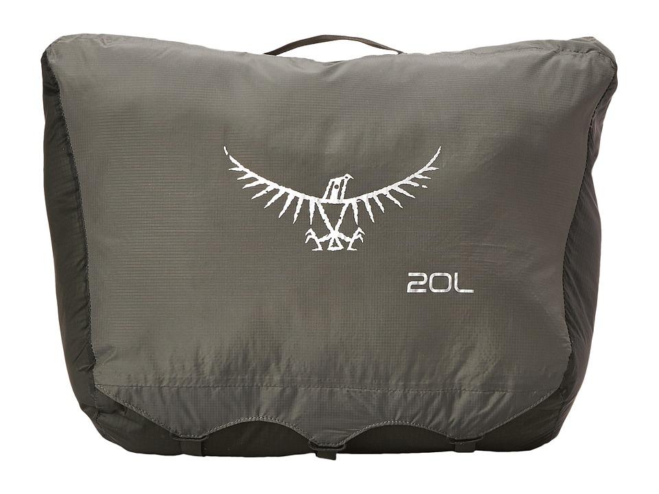 Osprey - Straightjacket Compression Sack 20 (Shadow Grey) Bags