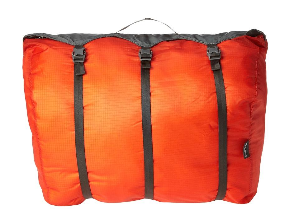 Osprey - Straightjacket Compression Sack 20 (Poppy Orange) Bags