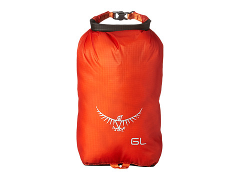 Osprey - Ultralight Dry Sack 6 (Poppy Orange) Bags